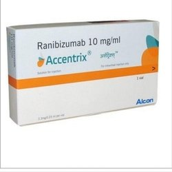Accentrix Injection 10 Mg Ml ( Ranibizumab )