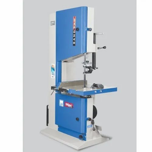 Mild Steel Band Saw Machine for Wood Cutting, Capacity: 10 Inches