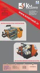 Mild Steel Slitting & Rewinding Machine