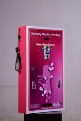 Washroom Sanitary Napkin Automatic Vending machine