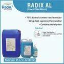 Radix Al Hand Sanitizer 5 Litre