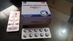 Voglibose Tablets 0.3 mg