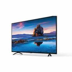 Black Wall Mount staietech 43 inch led tv full hd, Resolution: 1920 X 1080, Lan Wifi