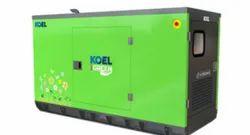 15 kVA KOEL by Kirloskar Portable Diesel Generator