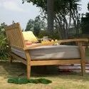 Outdoor Wooden Daybed