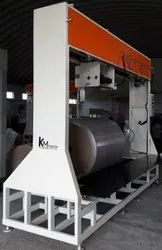 Paper Reel Stretch Wrapping Machine