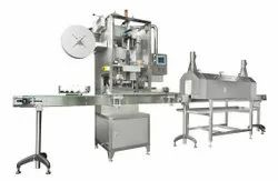Fully Automatic Shrink Labelling Machine