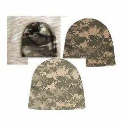Infant Camo Crib Caps