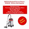 Car Vacuum Cleaner Commercial & Industrial Grade Powered With Double Stage Italian Motors