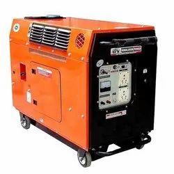 5.5 kVA Single Phase Gastech Portable Petrol Generator
