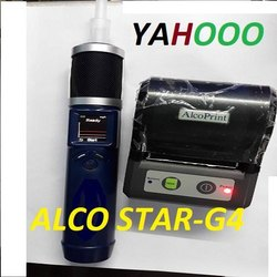 Quick Check Alcohol Breath Analyser Alco Star G4