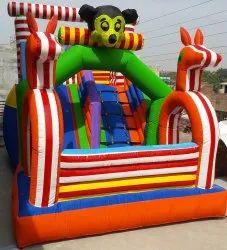 Deer Shape Inflatable Bouncy