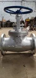 Industrial Cast Steel Globe Valve