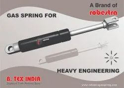 Gas Spring For Heavy Engineering