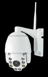 Secureye S-PTZ-D2IP-4x-W智能云IP迷你圆顶WiFi相机