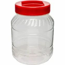 Honey Plastic Jar