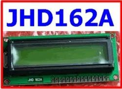 16 X 2 LCD Display, Model Name/Number: JHD 162A, Display Size: 80*36*14.5