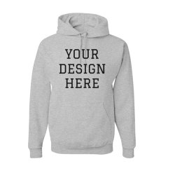 Personalize 100% Cotton Fleece Printed Hoodies