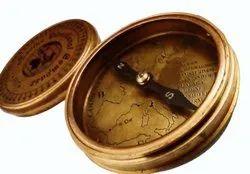 TORA Pocket Sundial Compass