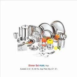 DINNER SET -PEARL