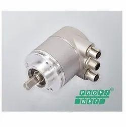 Serie CM10 Profinet Multiturn Absolute Solid Shaft Encoder