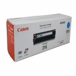 316 Yellow Canon Toner Cartridge
