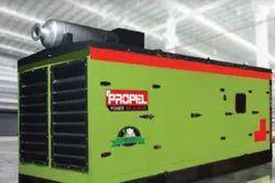 400 kVA Propel Scania Engine Gas Genset, 3 Phase
