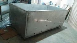Stainless Steel Tanks Fabrication