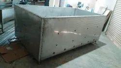 Stainless Steel Tanks Fabrication
