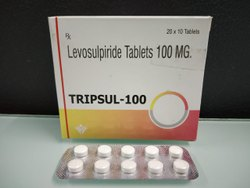 Levosulpiride Tablet 100 mg.