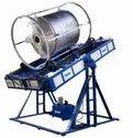 Rock & Roll Rotational Moulding Machine