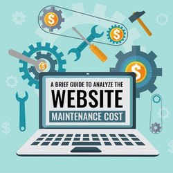 Online Website Maintenance Service, in Pan India, Depend On Project