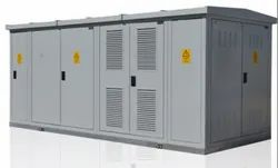 8MVA 3-Phase Oil Cooled Package Substation (PSS)