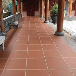 Material: Ceramic Weathering Floor Tile, 1x1 Feet(30x30 cm), Matte
