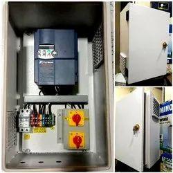 Solar Pump Controller With VFD
