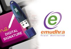 Emudhra Digital Signature Certificates Service