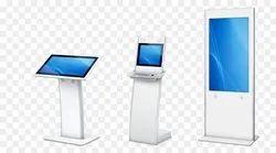 Customized Touch Kiosk Solution