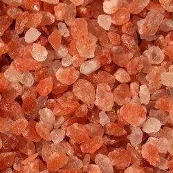 Pink Crystal rock salt Granules