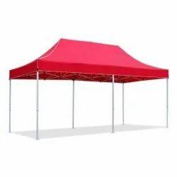 Red Gazebo Canopy