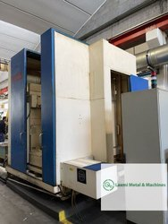 CNC Gear Grinder  WMW Niles
