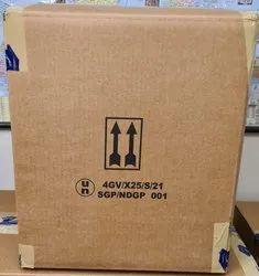 4GV X25 UN Approved Box