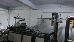 Automatic Non Woven Fabric Bag Making Machine