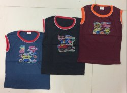 Kids Sleeveless T Shirt