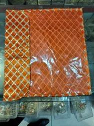 Plastic Rectangular Fancy Envelop for Suit Covers, For Weddings, Packaging Type: Best