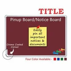 Pin Up Board