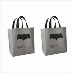 Batman Printed Non Woven Tote Stitch Bags