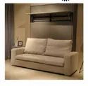Vertical Foldable Wall Mounted Bed