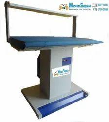 AMTEACH Standard IRONING TABLE, Size: 2.4x4 Feet