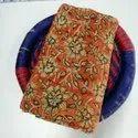 Flower Printed Hand Block Print Fabric