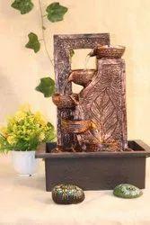 Brown Home Fountain